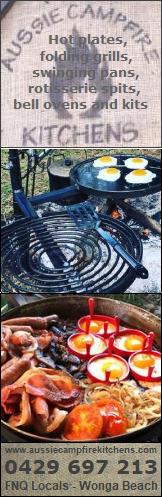 aussie campfire kitchens