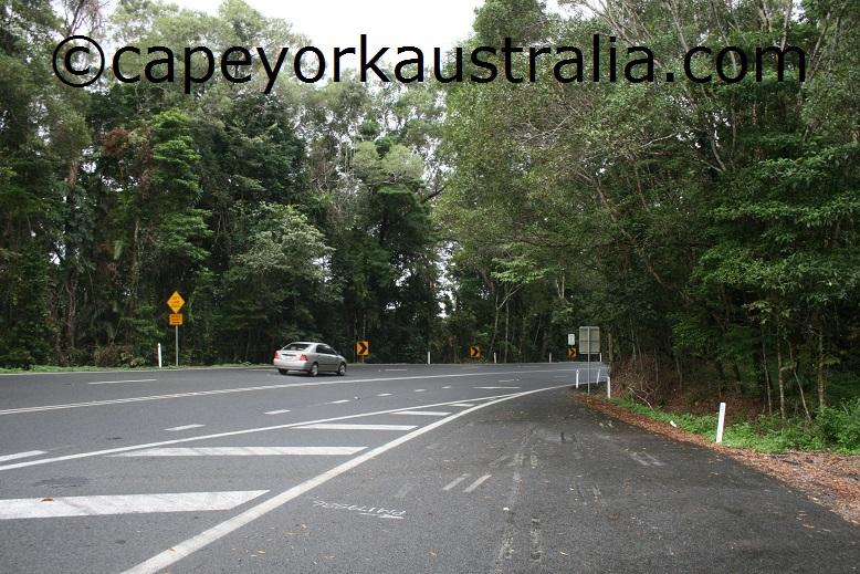 cairns kuranda road