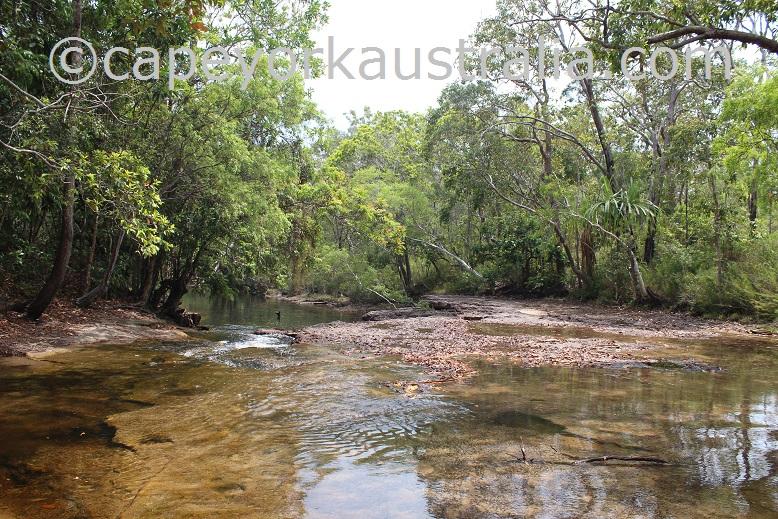dulhunty creek