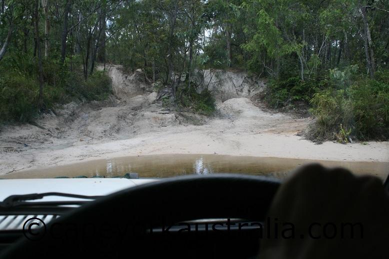 dulhunty river crossing