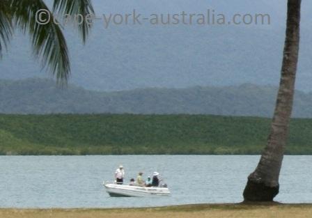 fishing port douglas boat
