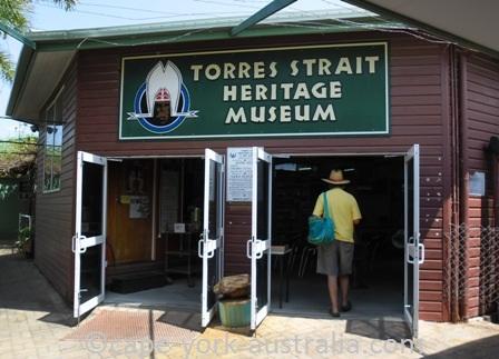 horn island museum
