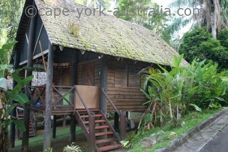 kuranda resort and spa accommodation