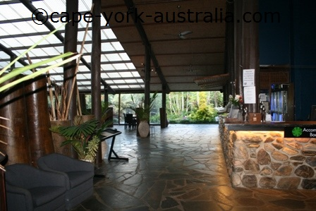 kuranda resort and spa restaurant