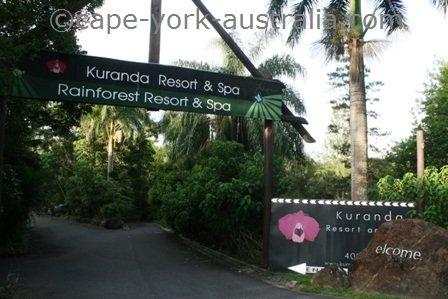 kuranda resort and spa