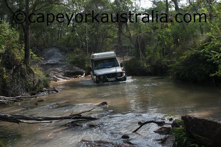 mistake creek