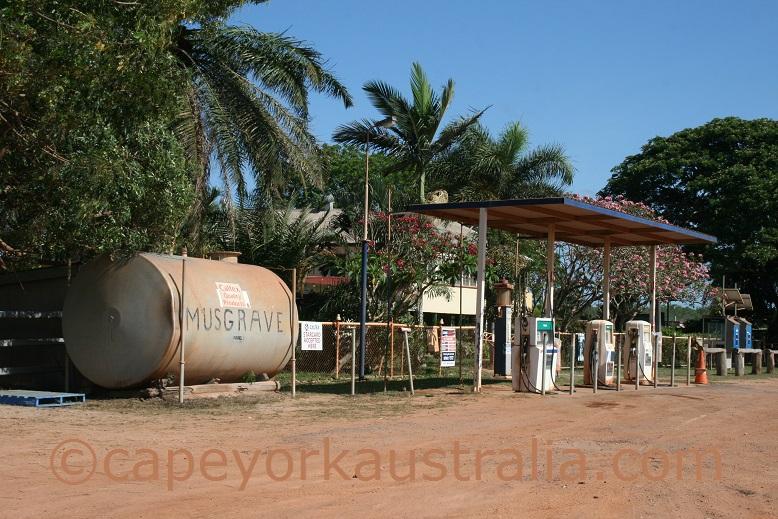 musgrave fuel