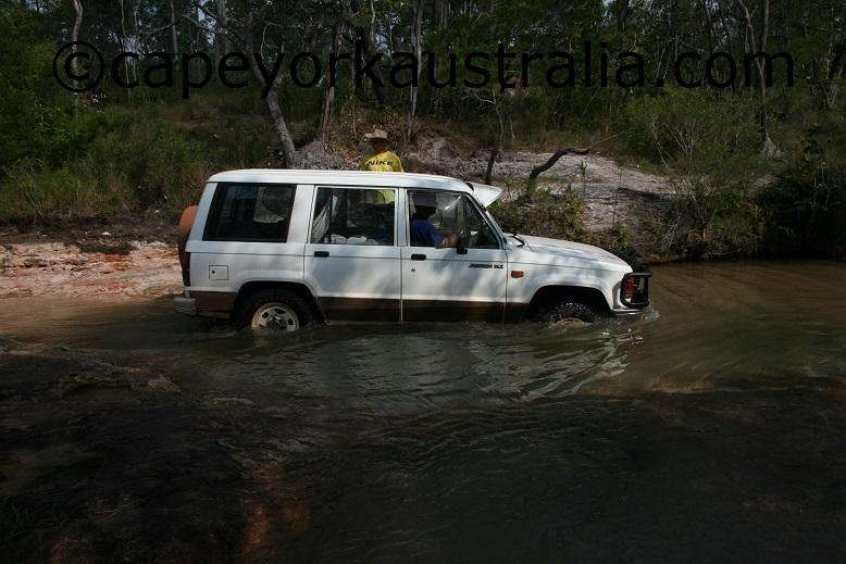sam creek crossing