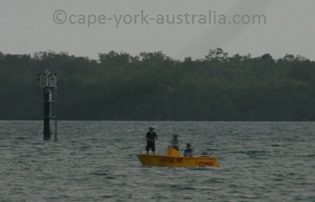 weipa fishing gonbung point