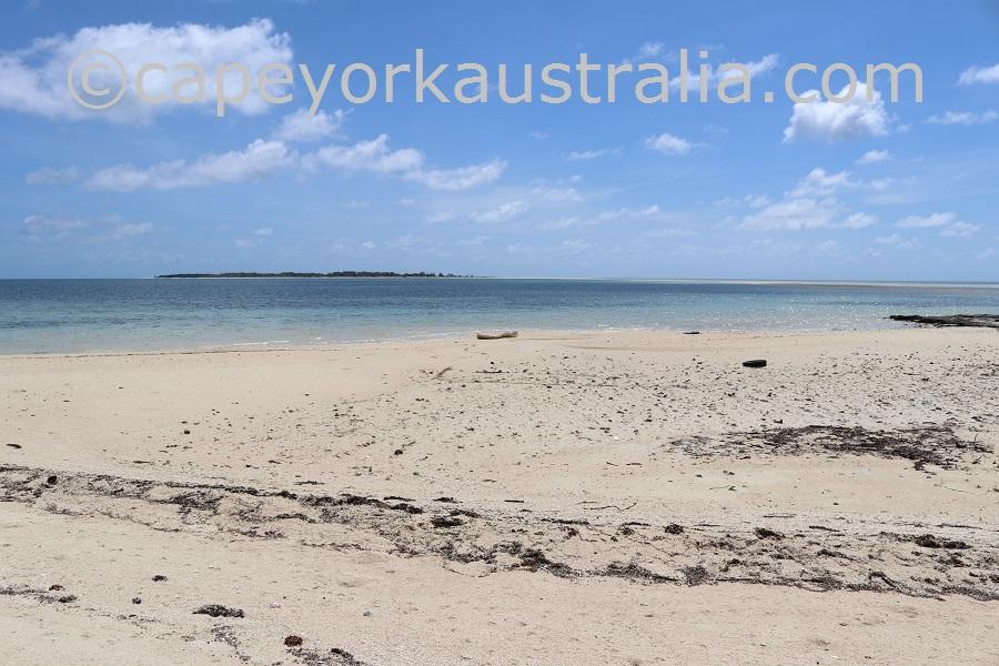 yorke island east point and kondall island