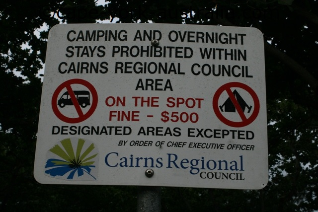 yorkeys knob camping