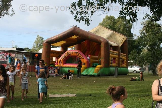 yorkeys knob festival kids activities