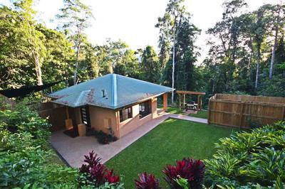Retreat and Garden area