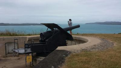 Thursday Island lookout